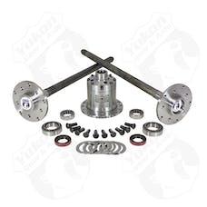Yukon Gear & Axle YA M35W-1-30-D - Yukon Ultimate 35 Axle Kit For Bolt-In Axles With Detroit Locker