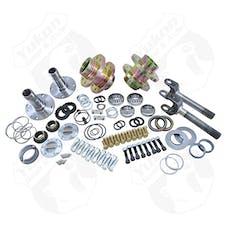 Yukon Gear & Axle YA WU-07 - Spin Free Locking Hub Conversion Kit For Dana 30 And Dana 44 TJ XJ YJ 27 Spline 5 X 4.5 Inch
