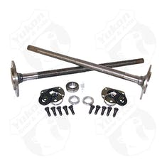 Yukon Gear & Axle YCJS - One Piece Short Axles For Model 20 76-3 Cj5 And 76-81 CJ7 With Bearings And 29 Splines Kit