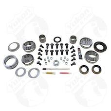Yukon Gear & Axle YK D44-JK-REV-RUB - Yukon Master Overhaul Kit For Dana 44 Front 07 And Up JK Rubicon