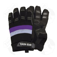 Yukon Gear & Axle YRGGLOVES-1 - Yukon Recovery Gloves