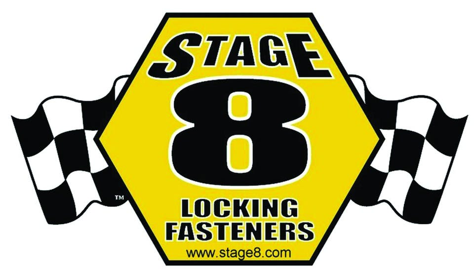 Stage 8 Locking Fasteners