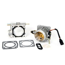 BBK Performance Parts 1500 1986-1993 FORD 5.0L 70MM THROTTLE BODY/EGR SPACER KIT