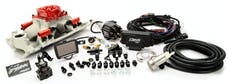FAST - Fuel Air Spark Technology 30411-10L EZ 2.0 BBC Multiport w/intake, rails, throttle body, distributor and fuel pump EZ 2.0 BBC Multiport EFI Kit w/ Distributor and 1,000 HP Inline Fuel Pump
