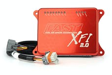 FAST - Fuel Air Spark Technology 301004 XFI 2.0 ECU Kit W/ Internal Data Logging & 16 Injector Applications XFI 2.0 ECU Kit W/ Internal Data Logging & 16 Injector Applications