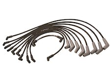 Ford Racing M-12259-M301 IGNITION WIRE SET BLACK 9MM