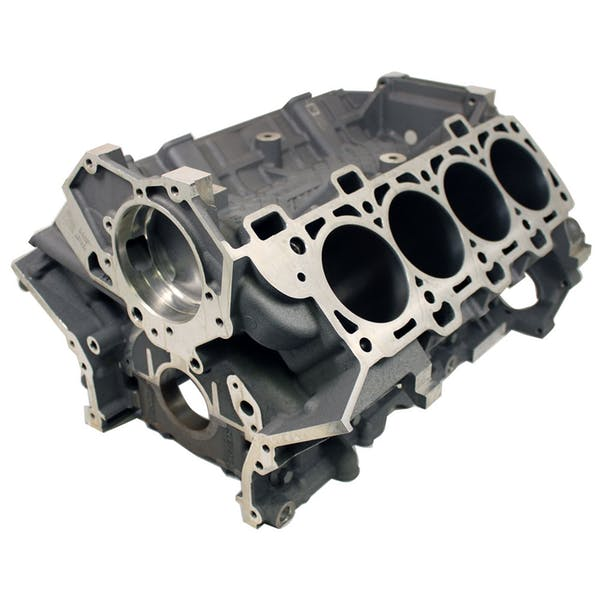 Ford Racing M-6010-M52 5.2L COYOTE ALUMINUM CYLINDER BLOCK