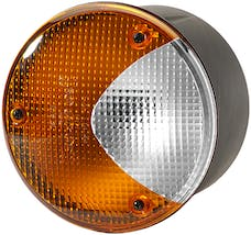 Hella Inc H24169021 4169 Amber/White Turn/Side Marker Lamp