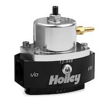Holley 12-846 BILLET FP REG; ADJ 15-65 PSI 8AN IN/OUT 6AN RETURN