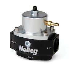 Holley 12-848 BILLET FP REG; ADJ 40-70 PSI 10AN IN/OUT 8AN RTURN
