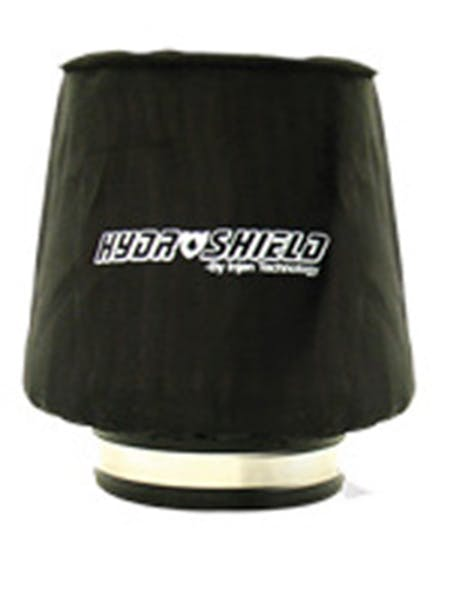 Injen Technology Co Ltd 1031BLK Black water repellant Pre-filter-Fits X-1049; X-1062 5in. base x 4 7/8in. tall x