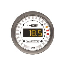 Innovate Motorsports 3854 MTX-D: Exhaust Gas Temperature (EGT)