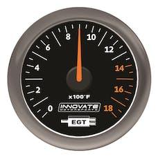 Innovate Motorsports 3865 MTX-A: Exhaust Gas Temperature (EGT) Gauge