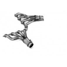 Kooks Custom Headers 29101200 1 3/4in. x 3in. Stainless Steel Mid-Length LS Swap Header.