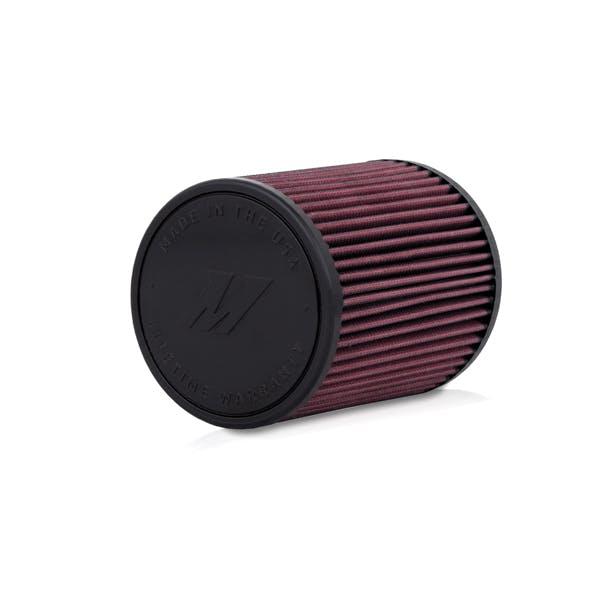 "Mishimoto MMAF-2757 Mishimoto Performance Air Filter, 2.75"" Inlet, 7"" Filter Length"