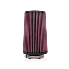 "Mishimoto MMAF-2758 Mishimoto Performance Air Filter, 2.75"" Inlet, 8"" Filter Length"