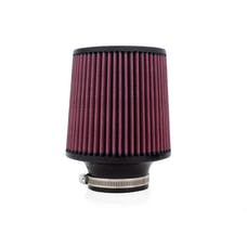 "Mishimoto MMAF-3006 Mishimoto Performance Air Filter, 3.00"" Inlet, 6"" Filter Length"