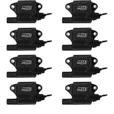 MSD Performance 828783 Coils; Black;GM LS Series (LS-2/7); 8-Pk