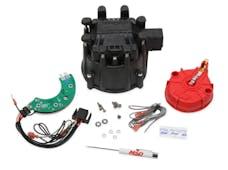 MSD Performance 85013 Black Ultimate HEI Kit; w/83647; 8225