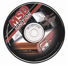 MSD Performance 9606 MSD Product Catalog; CD Rom