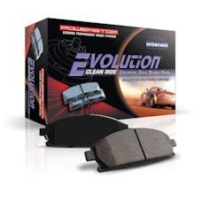 Power Stop LLC 16-008 Z16 Evolution Ceramic Brake Pads