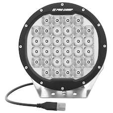 Pro Comp Suspension 76503 7IN LED 96W ROUND LIGHT