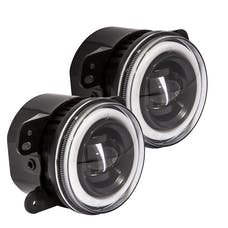Pro Comp Suspension 76504P JK LED FOG LIGHT PAIR