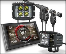 Superchips 42050-L TrailDash2 for 03-14 Jeep¿ Wrangler¿+Wide Shot Pods/EAS Power Switch Kit
