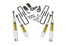 "Superlift K1000 LEVEL 1 LIFT KIT GM 1500 99-06 2'' 2.5"" Level 1 Lift Kit - 99-06 Silverado/Sierra 1500 4WD"