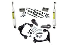 "Superlift K1010 3"" Lift Kit - 11-19 Chevy/GMC 2500HD - w/ SL Rear Shocks"