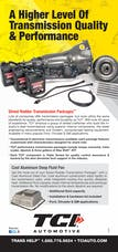 TCI Automotive 371038P1 700R4 Street Rodder Transmission Package for Chevrolet V8