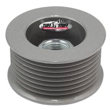 Tuff Stuff Performance 7610DC Alternator As Cast pulley 8 groove