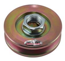 Tuff Stuff Performance 7610ED Alternator gold zinc single V