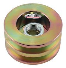 Tuff Stuff Performance 7610FD Alternator gold zinc double V