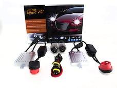 Race Sport Lighting OEM-D2-3K-KIT 3K OEM Factory D2S/C/R HID Kit