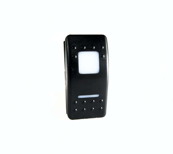 Race Sport Lighting RS-RP12VW LED Rocker Switch