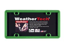 WeatherTech 8ALPCF11 Accessory, Kelly Green