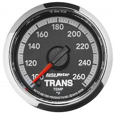"AutoMeter Products 8558 2-1/16"" Trans Temp 100-260, FSE,"