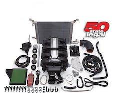 Edelbrock 1588 E-Force Street Legal Supercharger Kit