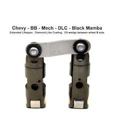 6669 BLACK MAMBA BBC .903D .180 INT & EX EA PAIR O/S