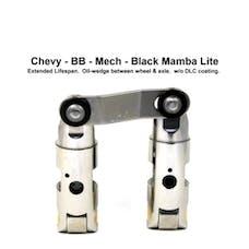 6740 BLACK MAMBA LITE BBC .903D .180 INT & EX EA PAIR O/S