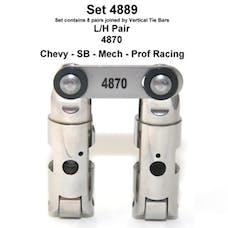 SBC Mechanical Roller Lifters 4989