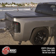BAK Industries 26121 Truck Bed Cover