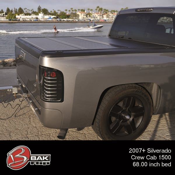 BAK Industries 26126 Truck Bed Cover