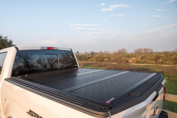BAK Industries 26329 BAKFlip G2 Hard Folding Tonneau Cover, Black