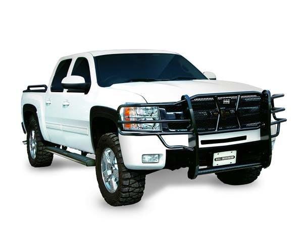 Big Country Truck Accessories 571765 Defender Guard Mild Steel, Black