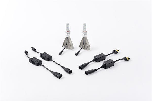 Putco 280010 Silver-Lux LED Kit - H10 Pair