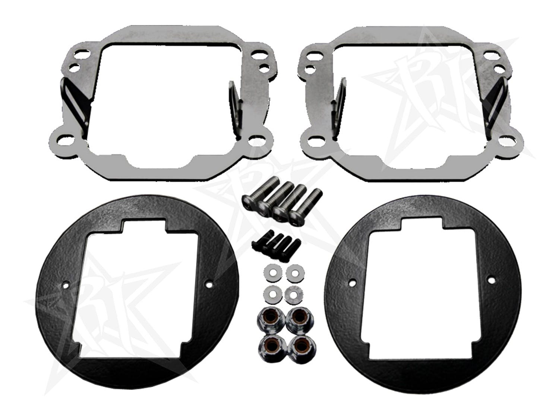 Rigid Industries 46511 Fog Light Kit