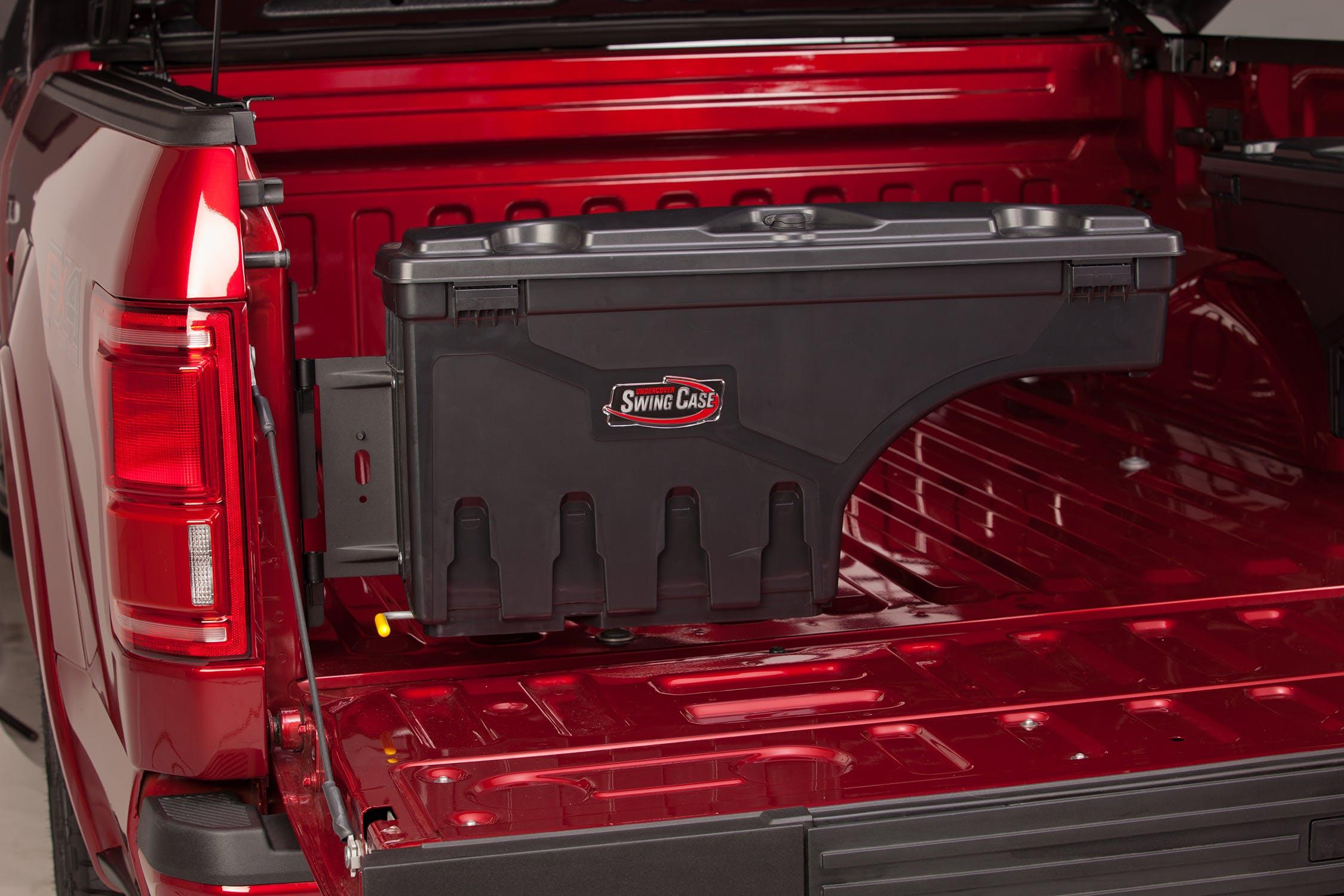 fits 2015-2019 Chevrolet Colorado//GMC Canyon Passenger Side SC103P UnderCover SwingCase Truck Storage Box