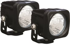 Vision X 9138015 Optimus Series Prime Square Black 1 10w LED 20° Medium Kit Of 2 Lights
